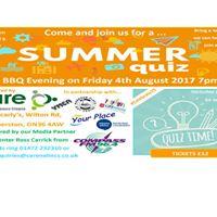 CARE Summer Quiz &amp BBQ