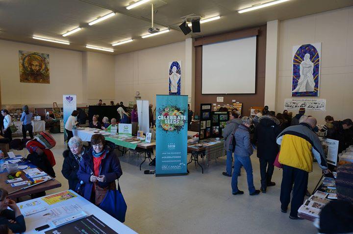 B Fisher Lloydminster Seedy Saturday 2016 at...