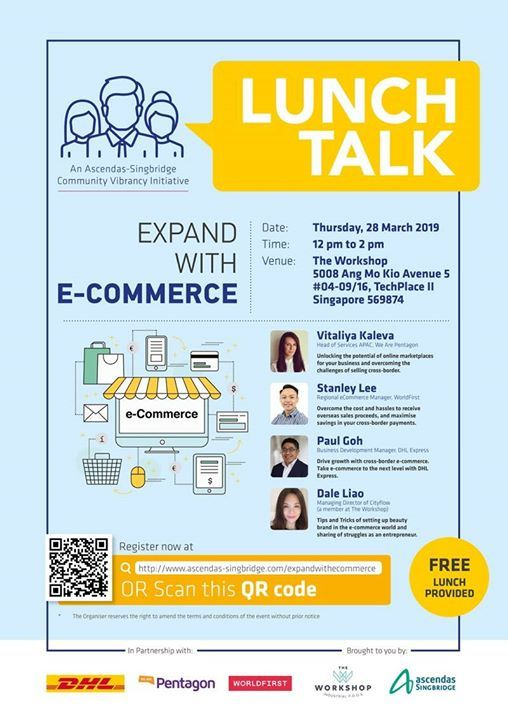 Expand with E-Commerce
