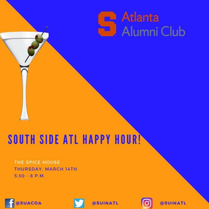 Syracuse University Alumni Southside ATL Happy Hour