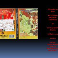 Discussion on Book Art of Sindhu Saraswati Civilization