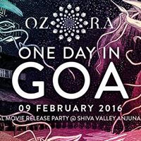 One Day in Goa 2016