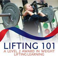 Lifting 101