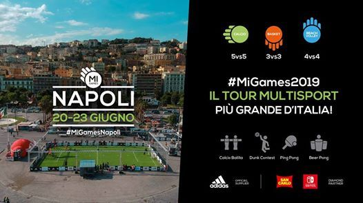 MI GAMES Napoli 2019