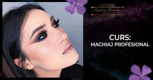 Curs De Baza De Machiaj Profesional Acreditat At Extreme Beauty