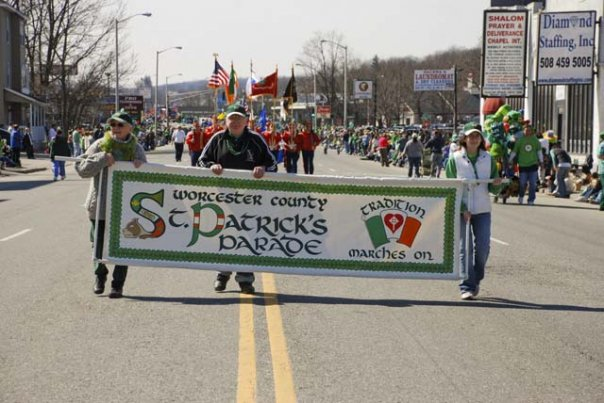 Worcester County St. Patricks Parade