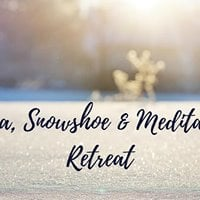 Yoga Snowshoe and Meditation Retreat