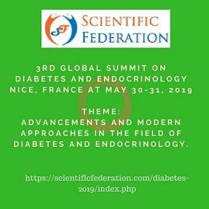 3rd Global Summit on Diabetes and Endocrinology at Nice, Nice