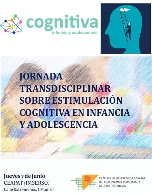 Jornada Sobre Estimulacion Cognitiva En Infancia Y Adolescencia.