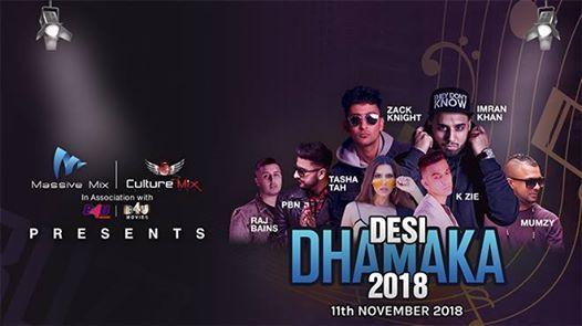 Desi Dhamaka 2018