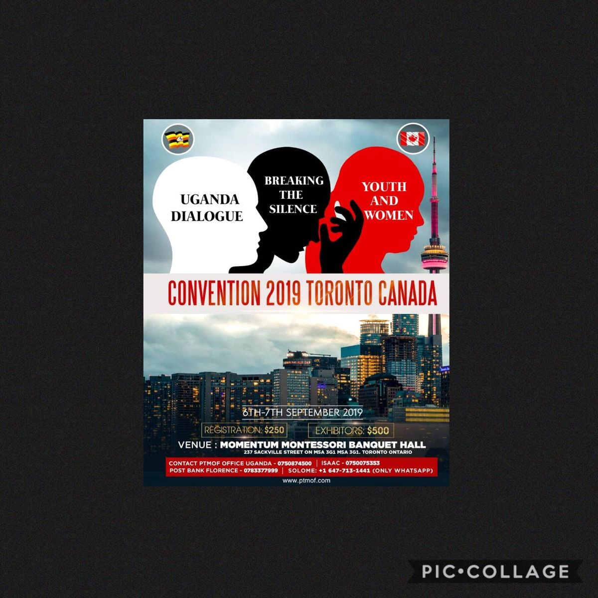 Shivyog Shivir Toronto Canada Divine Satsang & Mass Healing events