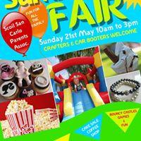 Summer Fair - Hosted by Scoil San Carlo Parents Assoication