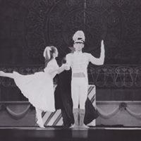 Edna Vida &amp Alice Reyes The Nutcracker