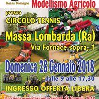 3 Mostra Scambio Modellismo Agricolo Massa Lombarda