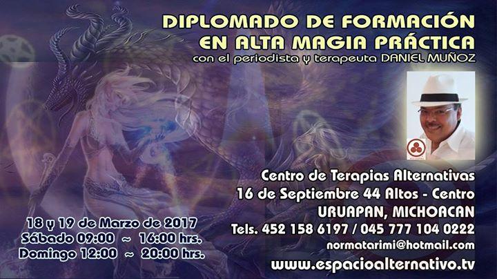Diplomado De Formación En Alta Magia Práctica Módulos 0 Y 1