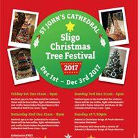 Sligo Town Christmas Tree Festival