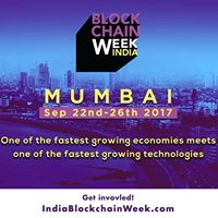 India Blockchain Week