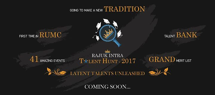 Rajuk Intra Talent Hunt 2017