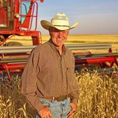 Bob Quinn Organic Farmer