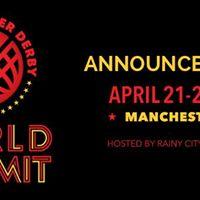Announcer Clinic - Roller Derby World Summit 2017