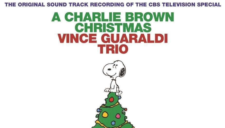 Classic Album Sundays Stafford present A Charlie Brown Christmas by The Vince guaraldi trio