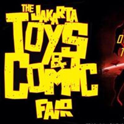 The Jakarta Toys And Comics Fair