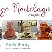 Stage Modelage dArgile