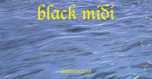 Black Midi  Able Noise at OT301