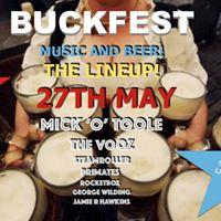 Buckfest music and beer festival
