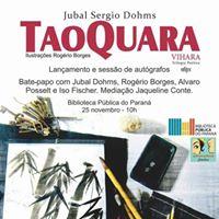 Lanamento do livro TaoQuara