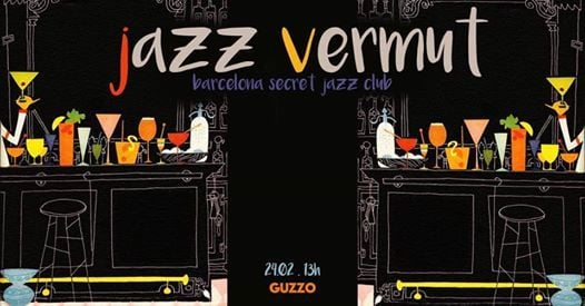 Vermut Barcelona Secret Jazz Club