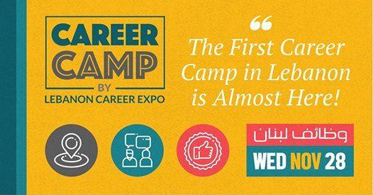 Career Camp by Lebanon Career Expo