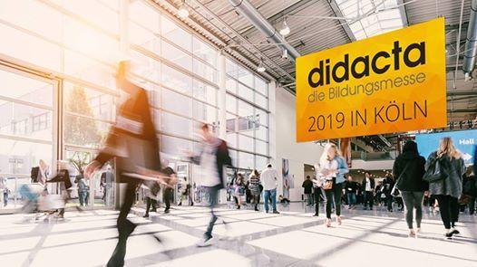 Didacta - die Bildungsmesse 2019 in Kln