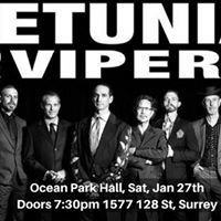 Petunia and the Vipers at Ocean Park Hall