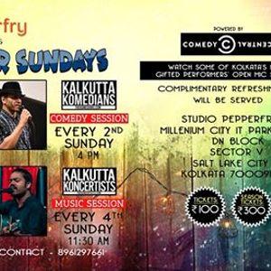 Studio Pepperfry presents Spectacular Sundays