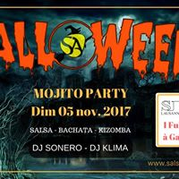 Mojito Halloween PARTY - Salsa Bachata Kizomba &amp Stages