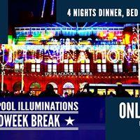 Blackpool Illuminations Midweek Break
