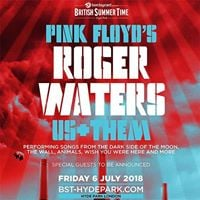 Roger Waters - British Summer Time - Hyde Park