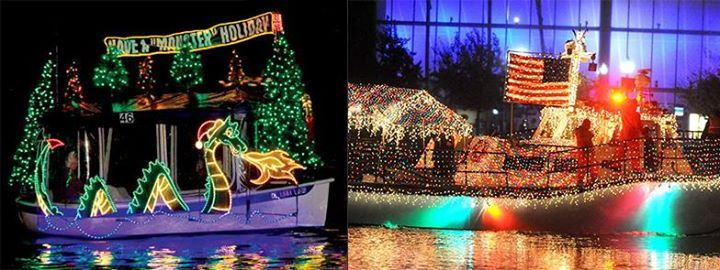 Stocktons Lighted Boat Parade