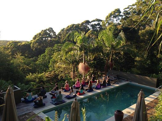Byron Bay Yoga Cleanse Walk Restore Retreat