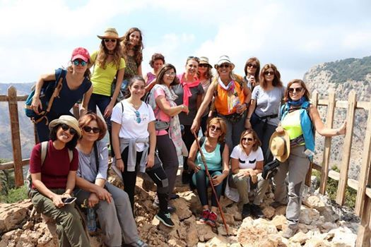 Mothers Day Hiking trip in Mokhtara Chouf