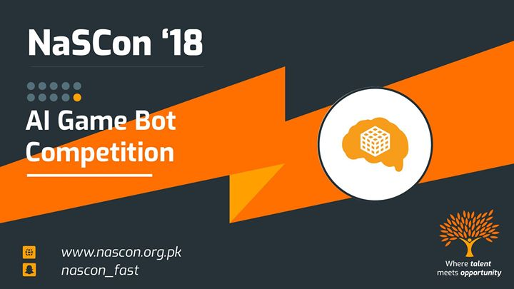 AI Game-Bot Competition