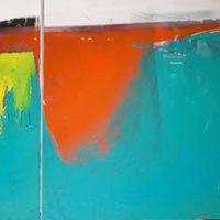 WATERLINE - recent paintings by phil stallard