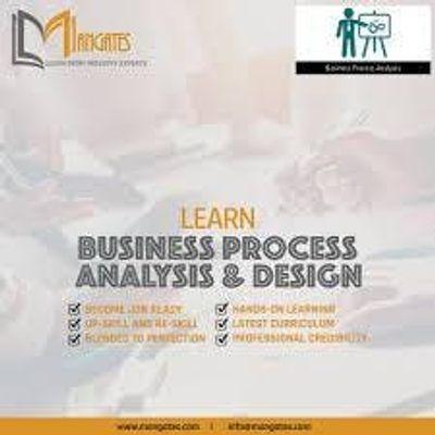 Business Process Analysis & Design 2 Days Virtual Live Training
