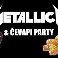 Metallica &amp evapi Party  Rok.si bar - Nova Gorica