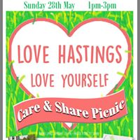 Linton Gardens Care and Share Picnic