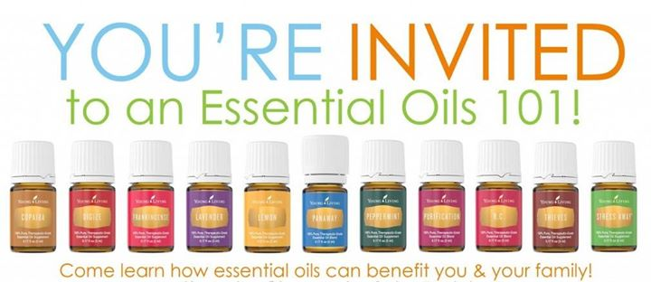 Essential oils 101 class at sardis lake baptist church for Southern living login