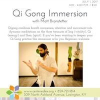 Qi Gong Immersion