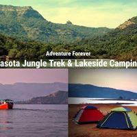 Vasota Jungle Trek &amp Lakeside Camping