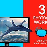 3D Photography Workshop